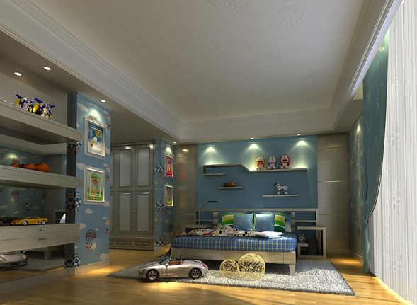 Cómo decorar de manera adecuada la habitación de los niño