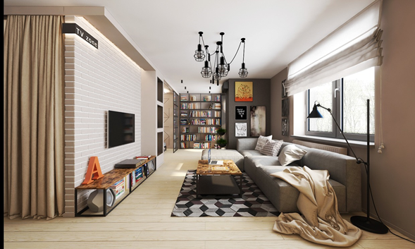 Ideas sencillas para decorar espacios pequeños