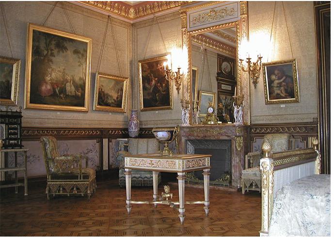 El estilo del Rey Luis XVI
